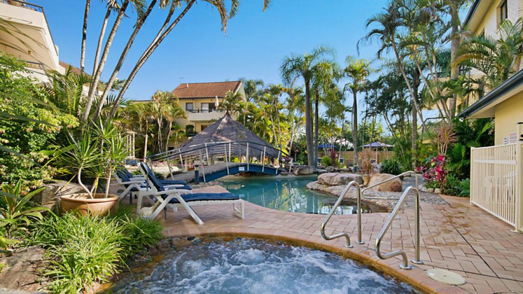 Noosa International Resort Packages