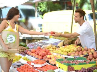 Generic Stock Images - Open Street Market