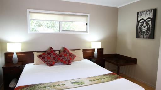 Superior Villa King Bedroom