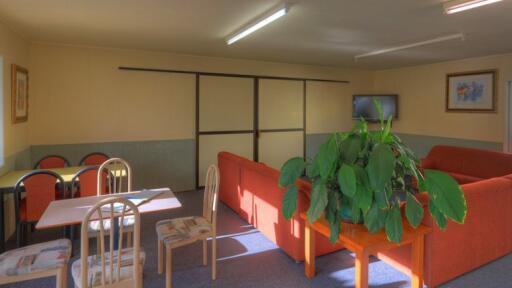 Aloha Departure Lounge
