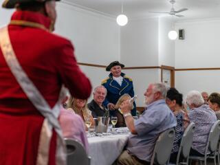 Commandant's Dinner