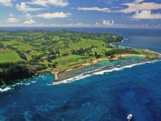 Norfolk Island Aerial