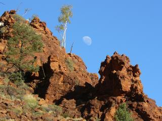 Nhdala Gorge - East MacDonnell Ranges - Northern Territory