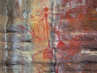 Aboriginal Rock Art Ubirr