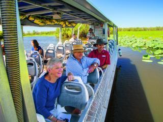 Yellow Water Billabong cruise