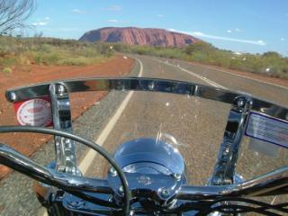 Uluru Motorcycle Tours