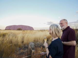 Uluru Sacred Sights and Sunset Tour