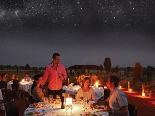 Dining Under the stars