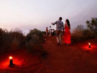 Couple at Tali Wiru