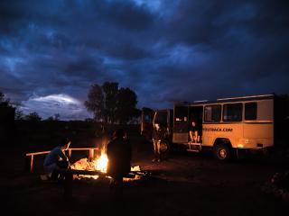 Campsite Yulara