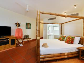 Tropical Studio Apartment - Bedroom.JPG