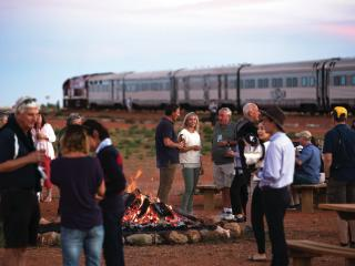 Coober Pedy The Ghan[HD]