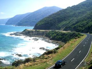 Great Ocean Road Driving, Victoria