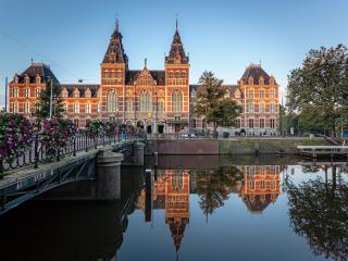 Netherlands - Museum Amsterdam