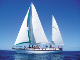 Sailing with Waltzing Matilda
