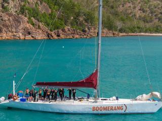 Boomerang & British Defender - 2 Day / 2 Night Sailing