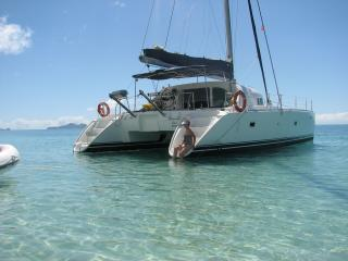 Whitsunday Blue - Exterior