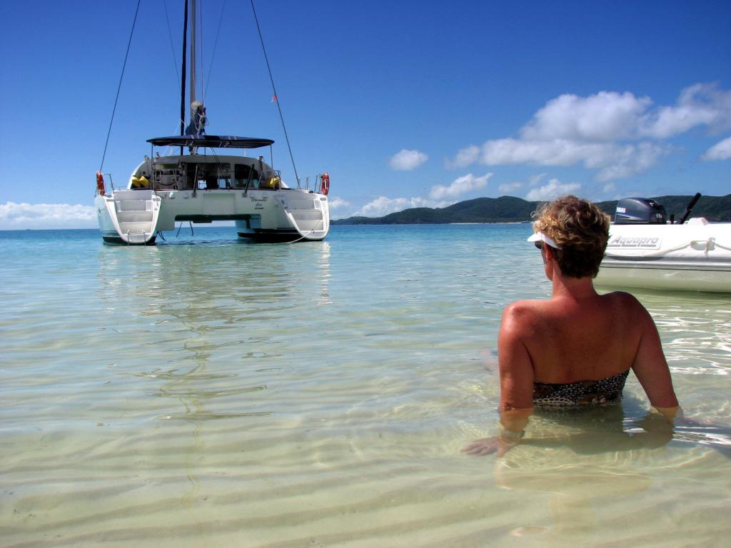 Whitsunday Getaway at Whitehaven Beach