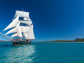 Solway Lass - Sailing