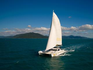 Wings Whitsunday Sailing