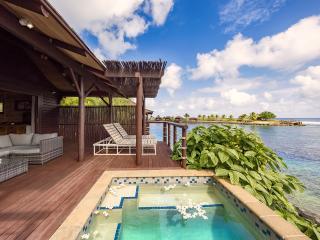 VIP Villa Plunge Pool