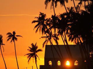 Chapel Sunset