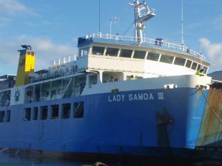 Saviia Island Southern Tour - Lady Samoa III
