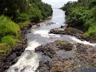Aleipata Districts & To Sua Ocean Trench - Falefa Falls
