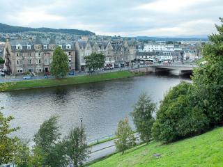 Inverness in Scotland