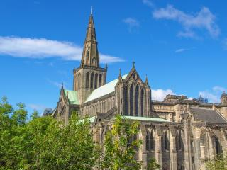 Glasgow Cathedral (High Kirk of Glasgow), Scotland