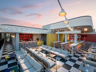MerryMaker Rooftop Bar