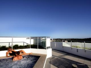 The Sebel Maroochydore Rooftop Jacuzzi