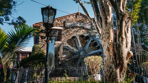 Montrose Water Wheel - Tourism and Events Queensland