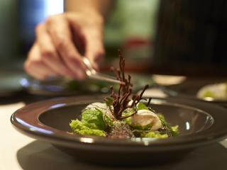 The Long Apron cuisine