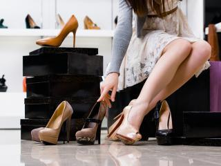 Footwear Shopping
