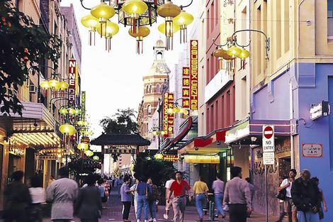 Chinatown One Of Sydney S Top Attractions