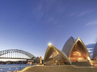 Hero Banner - Sydney Opera House