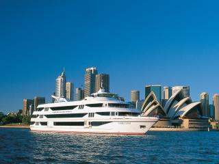 Captain Cook Cruises Sydney Harbour