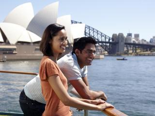 Captain Cook Cruises Sydney Harbour