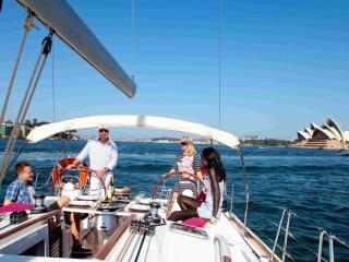 Harbour Days Sailing