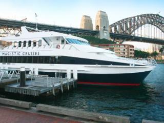 Premium Lunch Cruise