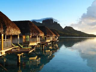 Bora Bora morning shot