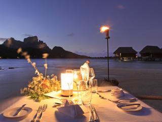 Romantic soiree