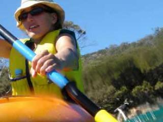 Derwent River Canoeing