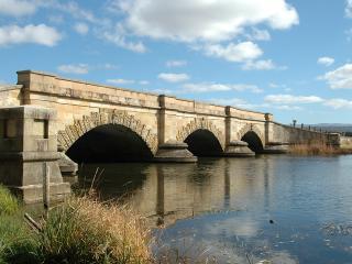 Convict-built Bridge, Ross