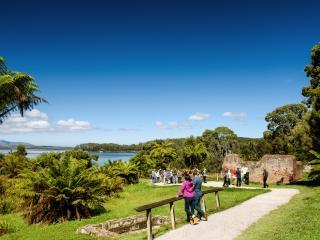 Sarah Island - Gordon River Cruise