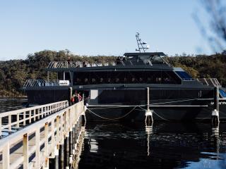Gordon River Cruises Sarah Island