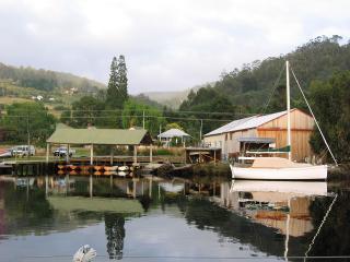 Huon River Franklin Tasmania