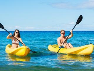 Generic Stock Images - Couple Kayaking