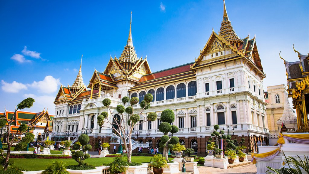 Thailand - Generic - Grand Palace [HD]